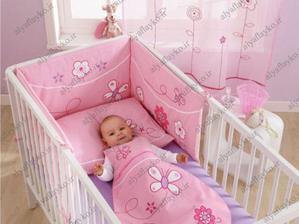 سرویس تشک خواب نوزاد